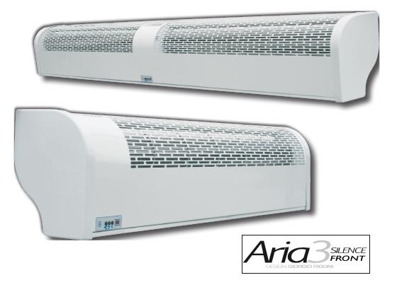 Tecnosystemi Aria 3 vazdusne zavese