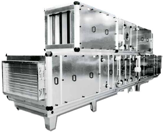 Atisa air handling unit UTA