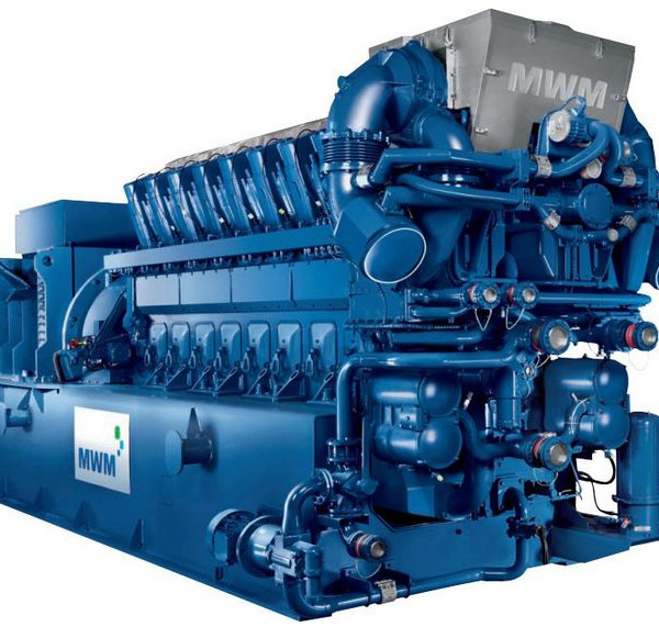 Enerblu Big Gas 600+ kWe | Enerblu Cogeneration