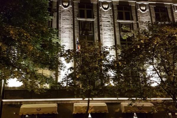 Hotelski fan coil uređaji u CITY SAVOY BELGRADE