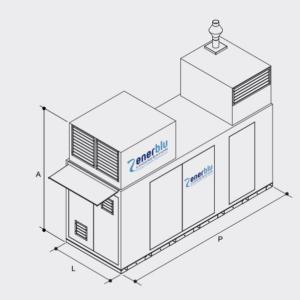 Enerblu Syngas 50–200 kWe